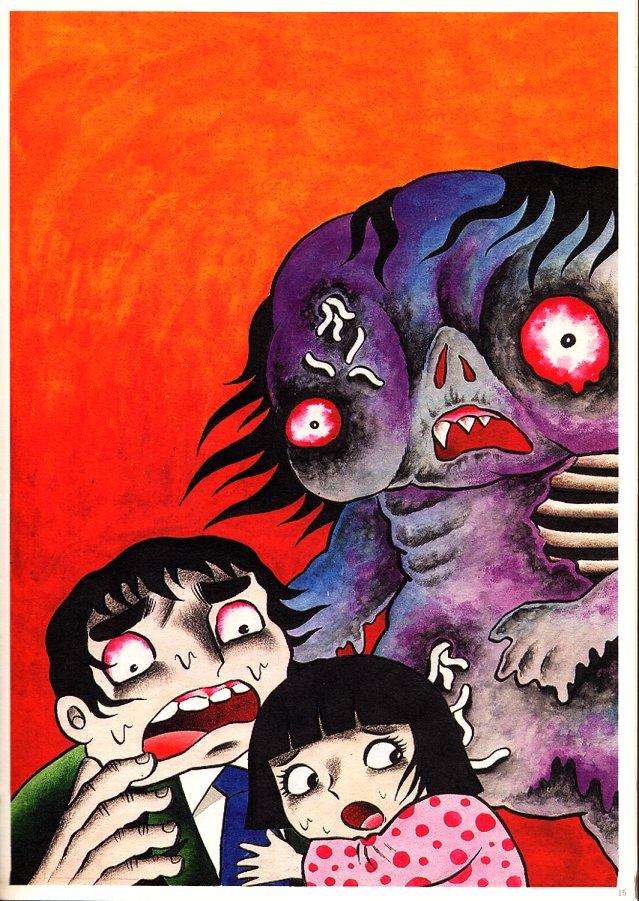 Hell Baby - Một trong những manga nổi tiếng của tác giả Hino